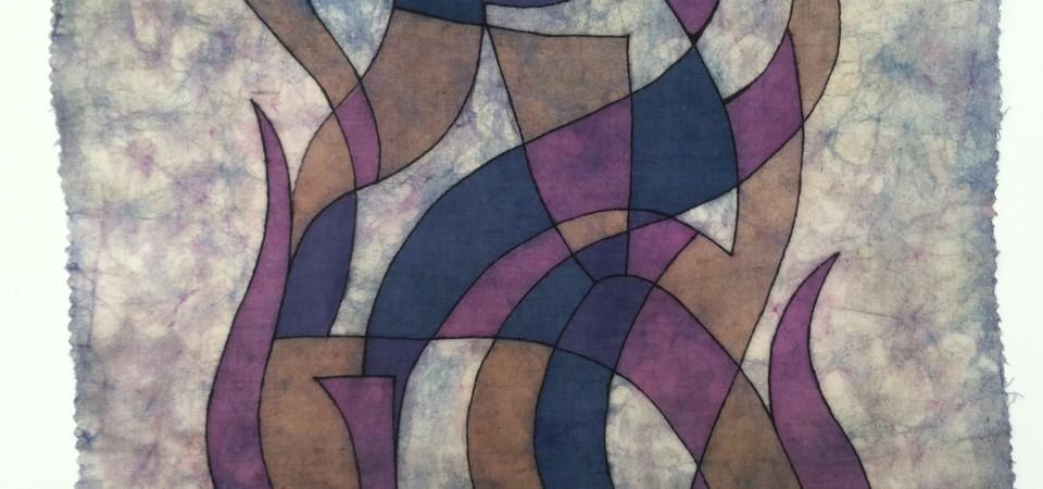 Untitled – Batik – Kevin Houchin