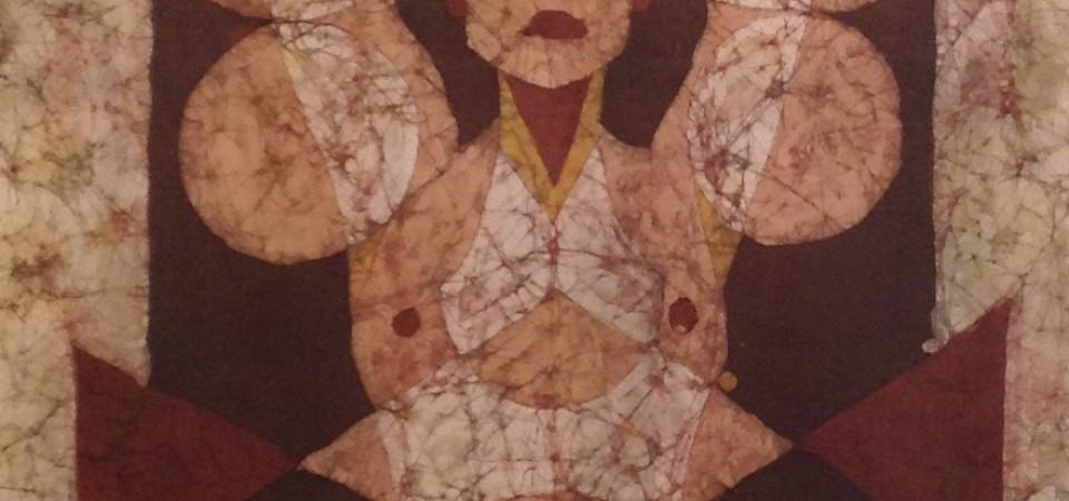Connect – Kevin Houchin Fine Art Batik