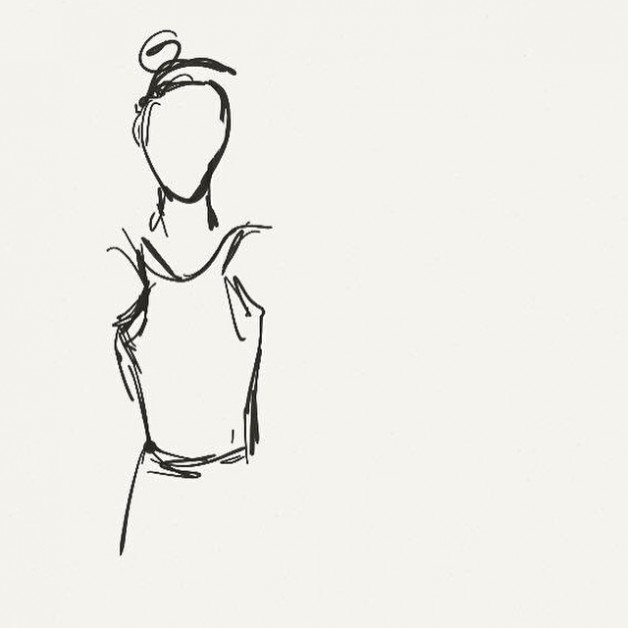 Jaycee – Digital Gesture Drawing