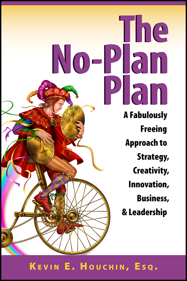 No-Plan Plan Ebook